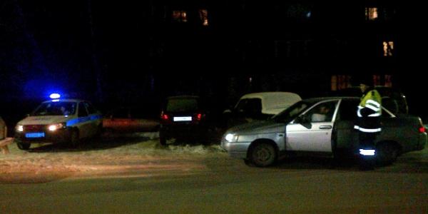 ВТольятти ночью задержали нетрезвого водителя изавели нанего уголовное дело