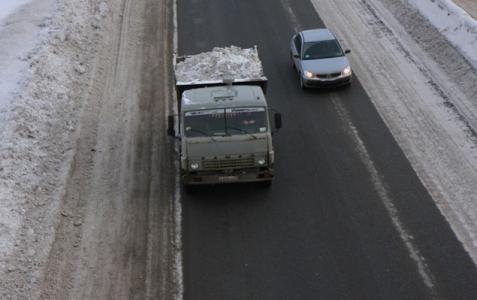ВПермском крае завершается реконструкция участка федеральной трассы Пермь