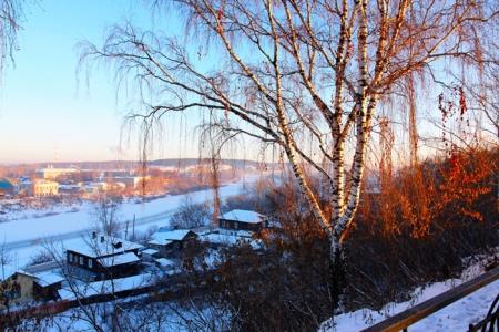 ГИС-центр ПГНИУ: холода вПермском крае сохранятся на долгое время
